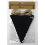 Triangle Chalkboard Tags 12pk
