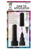DINA WAKLEY MEDIA FINE TIP APPLICATOR 2 PK