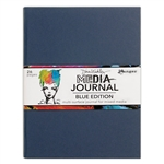 Ranger Dina Wakley MEdia Journal - Blue Edition MDJ69171