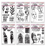 Ranger Dina Wakley MEdia Stamps - September 2020 Bundle