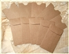 Mini Kraft Envelopes and Sleeves - Set of 10