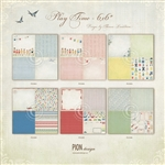 "Pion Design Paper 6x6"" - Play Time"