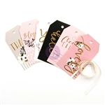 Prima Marketing Decorative Tag - Cherry Blossom