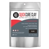 Ranger Quick Cure Clay, Black - 16oz.  QCC71624