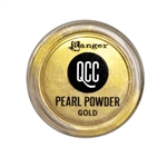 Ranger Quick Cure Clay Pearl Powder - Gold QCP71679
