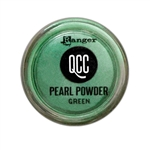 Ranger Quick Cure Clay Pearl Powder - Green QCP71686