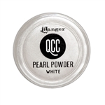 Ranger Quick Cure Clay Pearl Powder - White QCP71723
