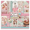 Stamperia Sweety - 8x8 Paper Pad SBBS21