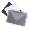 "Sizzix Accessory -  Plastic Storage Envelopes, 5"" x 6 7/8"" w/Magnetic Sheets, 3 Pack"