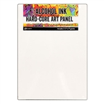 "Ranger Tim Holtz Alcohol Ink Hard-Core Art Panels 5""x7"" TAC66903"