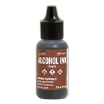 Ranger Tim Holtz Alcohol Ink - Sepia