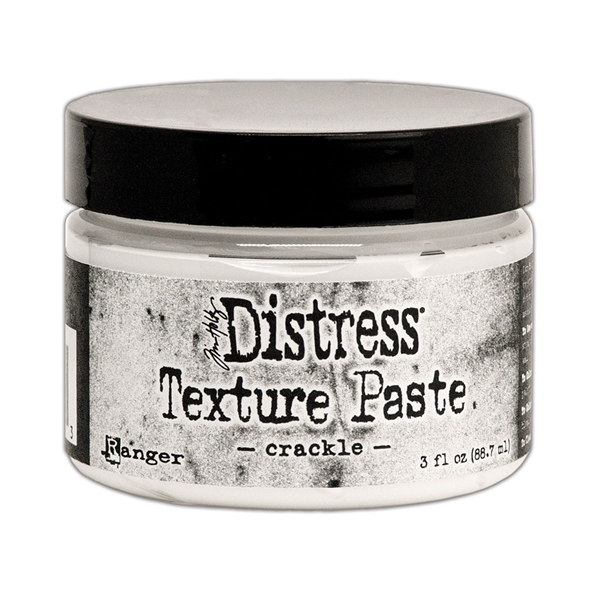 Ranger Tim Holtz Distress Texture Paste 3oz Crackle TDA71303