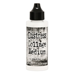 Ranger Tim Holtz Distress Collage Medium Matte 2oz Bottle TDA73031
