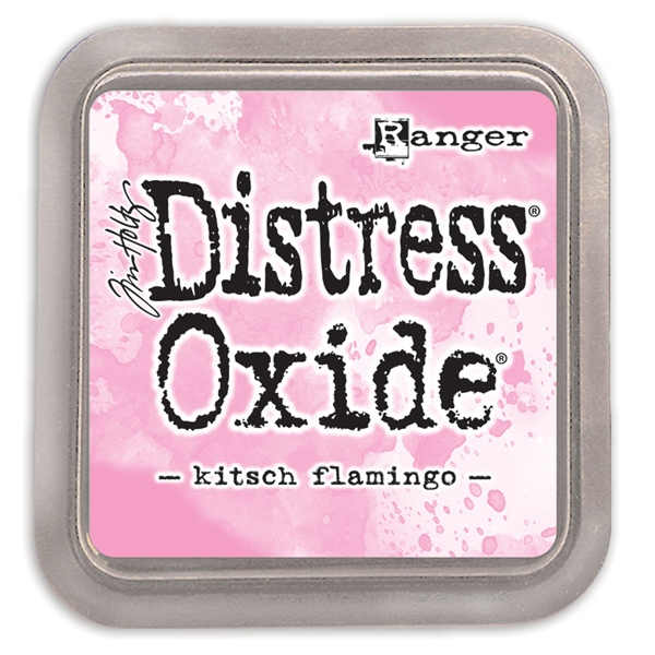 Ranger Tim Holtz Distress Oxide Ink Pad - Kitsch Flamingo TDO72614