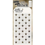 Stampers Anonymous Tim Holtz Layering Stencil - Shifter Stars THS111