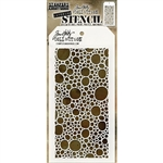 Stampers Anonymous Tim Holtz Stencil - Bubbles THS138