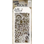 Stampers Anonymous Tim Holtz Stencil - Doodle Art 2 THS142