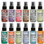Ranger Tim Holtz Distress Oxide Spray - October 2019 Bundle