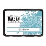 Wendy Vecchi Make Art Dye Ink Pad - Sky Blue