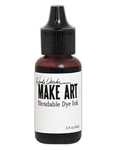 Wendy Vecchi Make Art Blendable Dye Reinker  - Bluebird